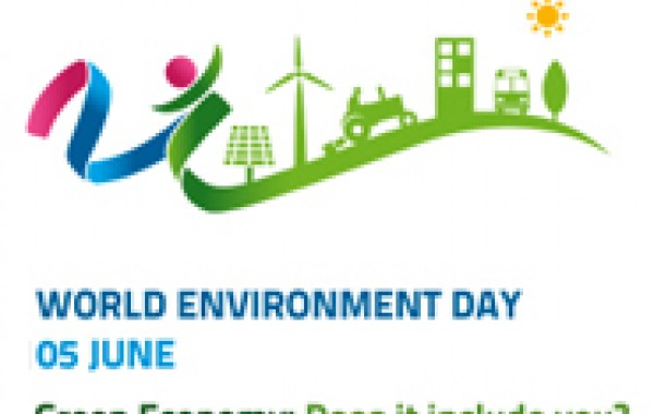 World Environment Day 5th June - Green Economy: does it include you