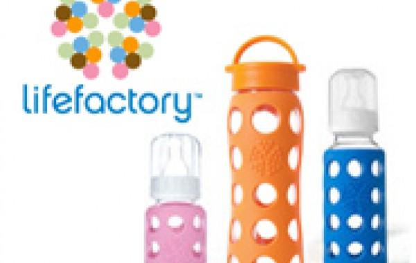 Life Factory Glass Bottles