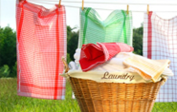 Chemical Laden Laundry detergents -  there is a better option