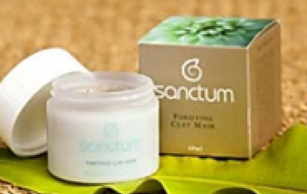 Road Test- Sanctum Purifying Clay Mask