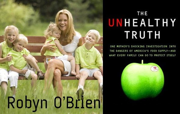 Real Food Evangelist Robyn O'Brien Talks about Food Additives