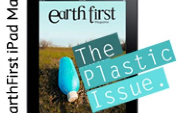 EarthFirst iPad Magazine: Issue 1