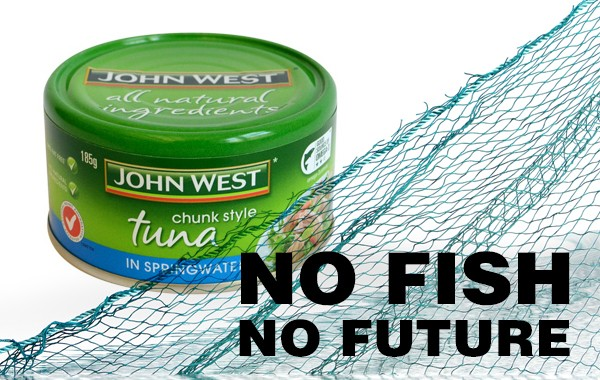 Reject John West Tuna