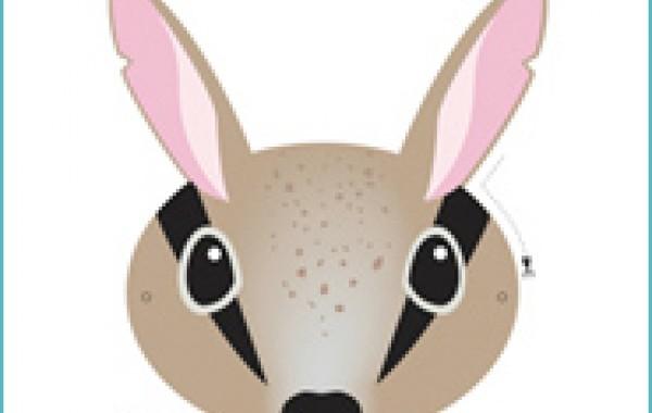 Endangered Animal Masks for the Eco-Kids