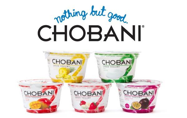 Tastebud Roadtest: Chobani Yogurt