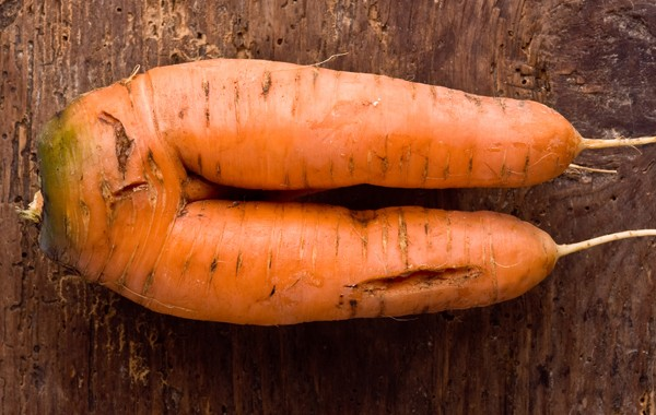Who's to blame for supermarket rejection of 'ugly' fruit and vegetables?