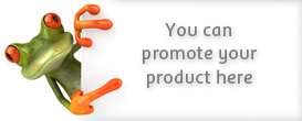 Promote your product here