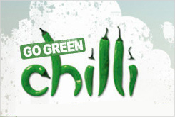 Go Green Chilli Bags