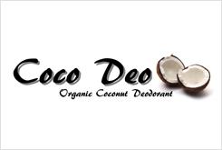 Coco Deo- Organic Coconut Deodorant