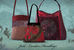 Julie London Handbags