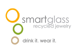 Smart Glass Recycled Jewellery