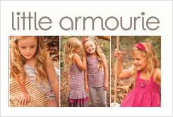Little Armourie kids fashion