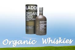 Organic whiskey