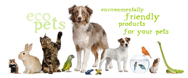 environmentally friendly products for your pets