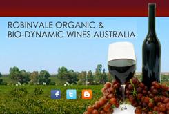 Robinvale Organic & Biodynamic Wines