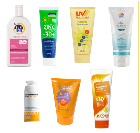 Best Natural Sunscreen Brands